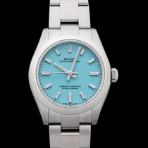 Rolex Oyster Perpetual 31 Steel Blue United States of America, California, Burlingame