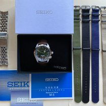 Seiko Spirit Steel 38mm Green United States of America, Georgia, Peachtree City