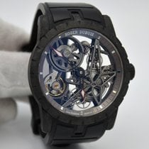 Roger Dubuis Excalibur DBEX0508 Very good Carbon 42mm Automatic