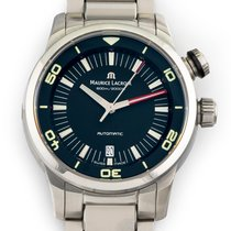 Maurice Lacroix Pontos S Diver Steel Black United States of America, Florida, Hollywood