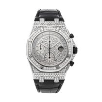 Audemars Piguet Royal Oak Offshore Chronograph White gold 42mm No numerals United States of America, Pennsylvania, Bala Cynwyd