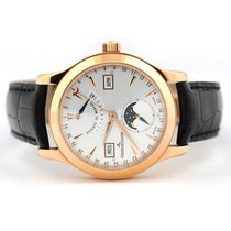 Jaeger-LeCoultre Master Calendar Rose gold 41mm Silver United States of America, Florida, Aventura