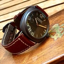 Panerai Radiomir 3 Days 47mm Ceramic 47mm Black Arabic numerals