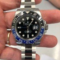 Rolex GMT-Master II 116710BLNR Ungetragen Stahl 40mm Automatik Schweiz, Zug