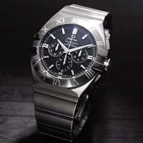 Omega new Automatic Luminous hands Rotating Bezel Screw-Down Crown 41mm Steel Sapphire crystal