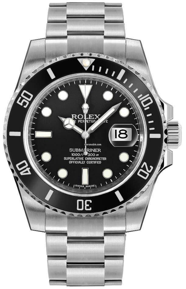 Rolex Submariner Date 116610LN nuevo
