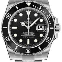 Rolex Submariner Date 116610LN Nuevo Acero 40mm Automático