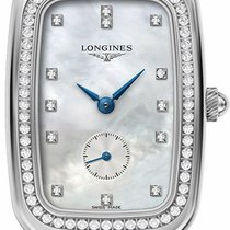 Longines Steel 24.7mm Quartz L61420872 new United States of America, California, Moorpark