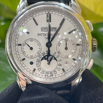 Patek Philippe 5270G-001 Or blanc Perpetual Calendar Chronograph 41mm occasion