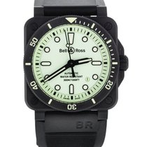 Bell & Ross BR 03-92 Ceramic Ceramic 42mm Green United States of America, Illinois, BUFFALO GROVE