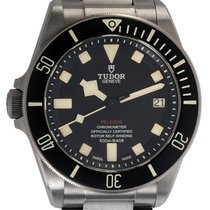 Tudor Pelagos Titanium 42mm Black