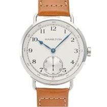 Hamilton H78719553 Steel 2014 46mm pre-owned