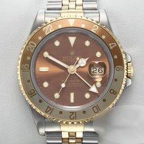 Rolex GMT-Master II Gold/Stahl 40mm Braun Deutschland, München