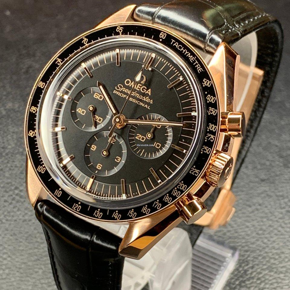 Omega Speedmaster Professional Moonwatch 310.63.42.50.01.001 2021 neu