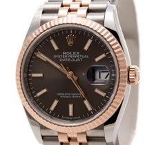 Rolex Datejust 126231 Очень хорошее Золото/Cталь 36mm Автоподзавод