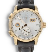 Ulysse Nardin Dual Time Rose gold 42mm United States of America, California, Los Angeles