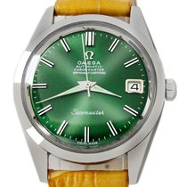 Omega Seamaster Steel 35mm Green No numerals United States of America, Utah, Draper