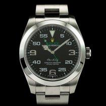 Rolex Air King Steel 40mm