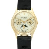Patek Philippe Perpetual Calendar Yellow gold 36mm United States of America, California, Beverly Hills