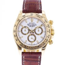 Rolex 116518 Yellow gold Daytona 40mm pre-owned United States of America, Georgia, Atlanta