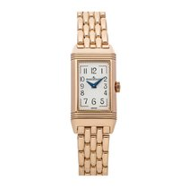 Jaeger-LeCoultre Reverso Duetto Rose gold 20mm Silver United States of America, Pennsylvania, Bala Cynwyd