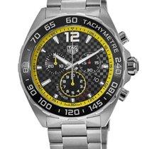 TAG Heuer Formula 1 Quartz new 2021 Quartz Chronograph Watch with original box and original papers