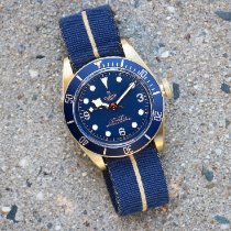 Tudor Black Bay Bronze Bronze 43mm Blue United States of America, New Jersey, Rahway