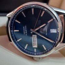 TAG Heuer Carrera Calibre 5 Acero 41mm Azul Sin cifras Chile, coquimbo
