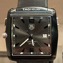 TAG Heuer Professional Golf Watch Titanio Negro