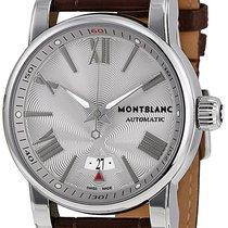 Montblanc Star 4810 Steel 41,5mm Silver Roman numerals