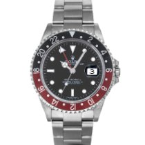 Rolex 16710 Steel 2007 GMT-Master II 40mm pre-owned United States of America, Maryland, Baltimore, MD