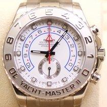Rolex Yacht-Master II 116689 Sehr gut Weißgold 44mm Automatik Deutschland, Duisburg