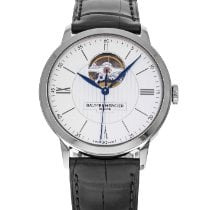 Baume & Mercier M0A10274 Steel Classima 40mm pre-owned United States of America, Maryland, Baltimore, MD