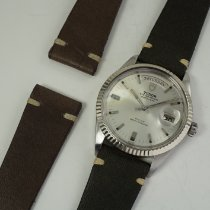 Tudor Prince Date Steel 37mm Silver No numerals United States of America, Texas, Houston