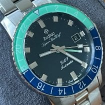 Zodiac Steel 40mm Automatic ZO9402 new United States of America, New Jersey, Guttenberg