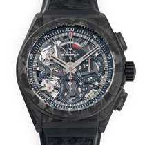 Zenith Carbon 44mm Automatic 10.9000.9004/96.R921 new United States of America, Florida, Hollywood