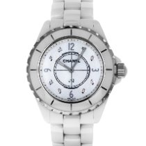 Chanel J12 Ceramic 38mm Mother of pearl United States of America, Maryland, Baltimore, MD