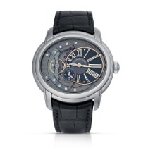 Audemars Piguet 15350ST.OO.D002CR.01 Steel 2014 Millenary 4101 47mm pre-owned United States of America, California, Redwood City