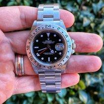 Rolex Explorer II Steel 40mm Black No numerals United States of America, South Carolina, Greenville