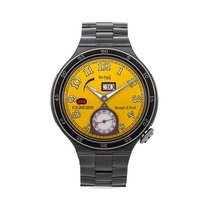 F.P.Journe Titanium Automatic Yellow 44mm pre-owned Octa