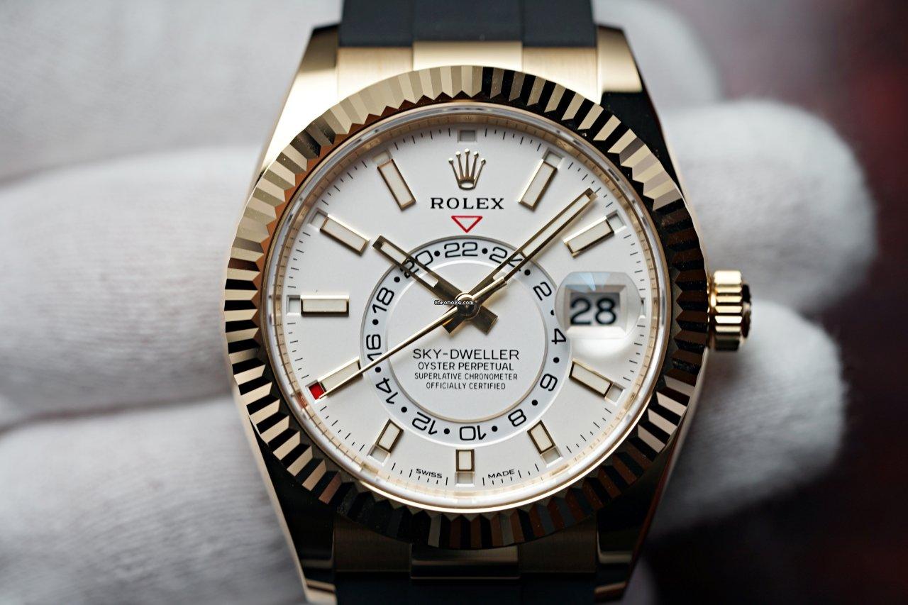 Rolex Sky-Dweller 326238 2021 new