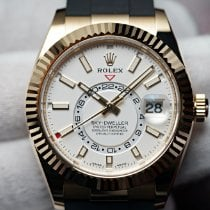 Rolex Sky-Dweller 326238 New Yellow gold 42mm Automatic United States of America, Florida, Orlando