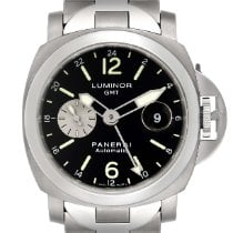 Panerai PAM00161 Steel 2004 Luminor GMT Automatic 44mm pre-owned United States of America, Georgia, Atlanta