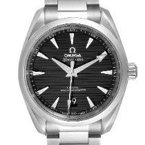 Omega 220.10.38.20.01.001 Acier Seamaster Aqua Terra 38mm nouveau