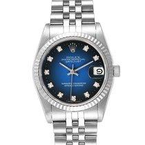 Rolex Lady-Datejust Steel 31mm Blue United States of America, Georgia, Atlanta
