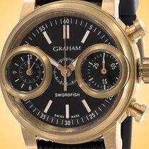 Graham Swordfish 45mm Black United States of America, Illinois, Northfield