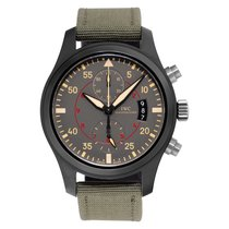 IWC Pilot Chronograph Top Gun Miramar 44mm Szary Arabskie