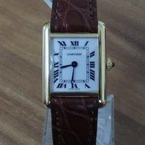 Cartier Gelbgold 20mm Quarz 66001 gebraucht Deutschland, Niederbayern