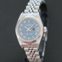 Rolex Lady-Datejust Staal 26mm Blauw Nederland, Maastricht