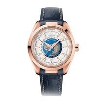 Omega Seamaster Aqua Terra Oro rosa 43mm
